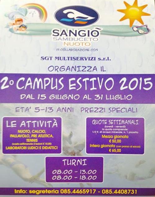 campus estivo2015